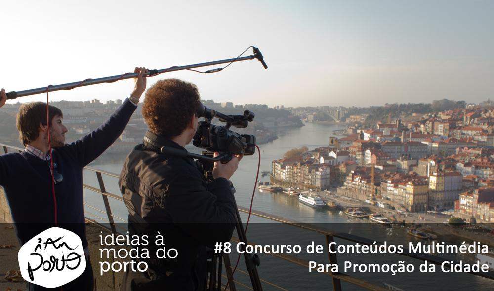 #8 Concurso de conteudos multimedia para promoção da cidade