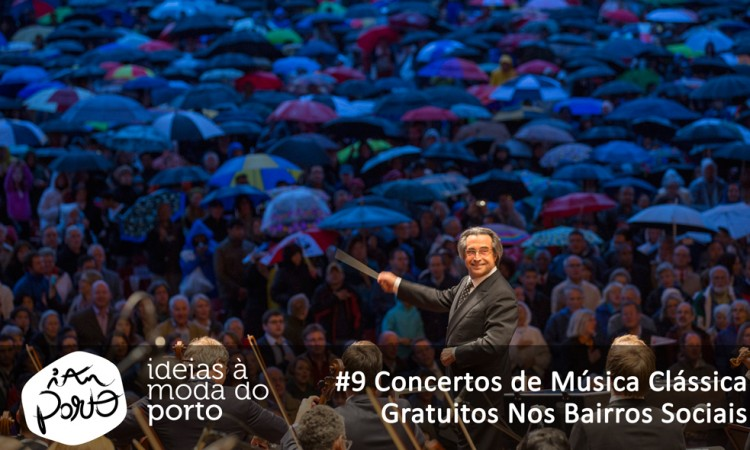 #9 Concertos de Música Clássica nos Bairros Sociais