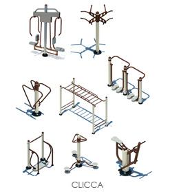 Exemplos de maquinas de exercício