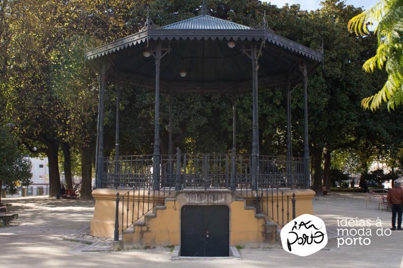 Coreto Jardim de São Lázaro