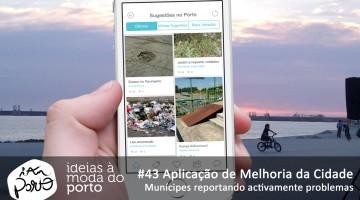 43 Aplicação de Melhoria da Cidade