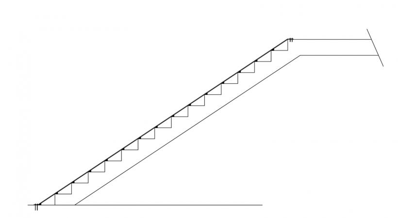 Figura 2 – Corte esquemático da solução proposta.